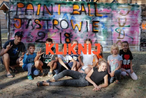 Obóz letni – Jastrowie
